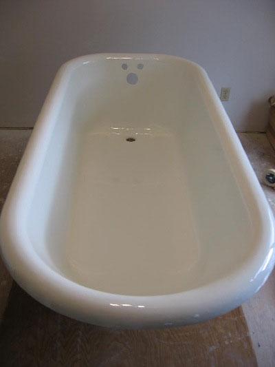 bathtub, shower, hotub and jacuzzi refinishing and reglazing - vernon