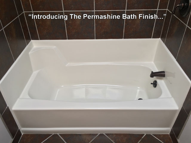 bathtub refinishing and reglazing in kelowna and area | perma shine bath